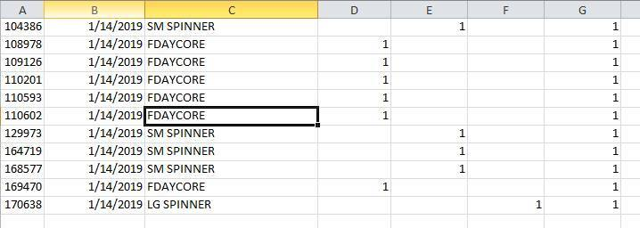Copy and Paste from Excel - Issues - Handsontable Forum